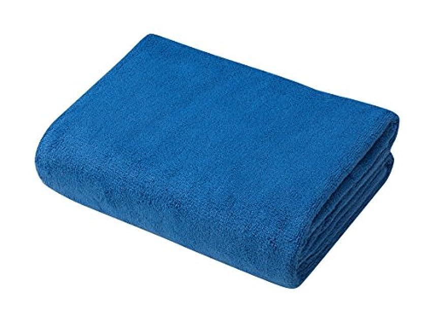調べる置換隙間シービージャパン タオル ブルー 速乾 ヘアドライタオル マイクロファイバー カラリプラス carari