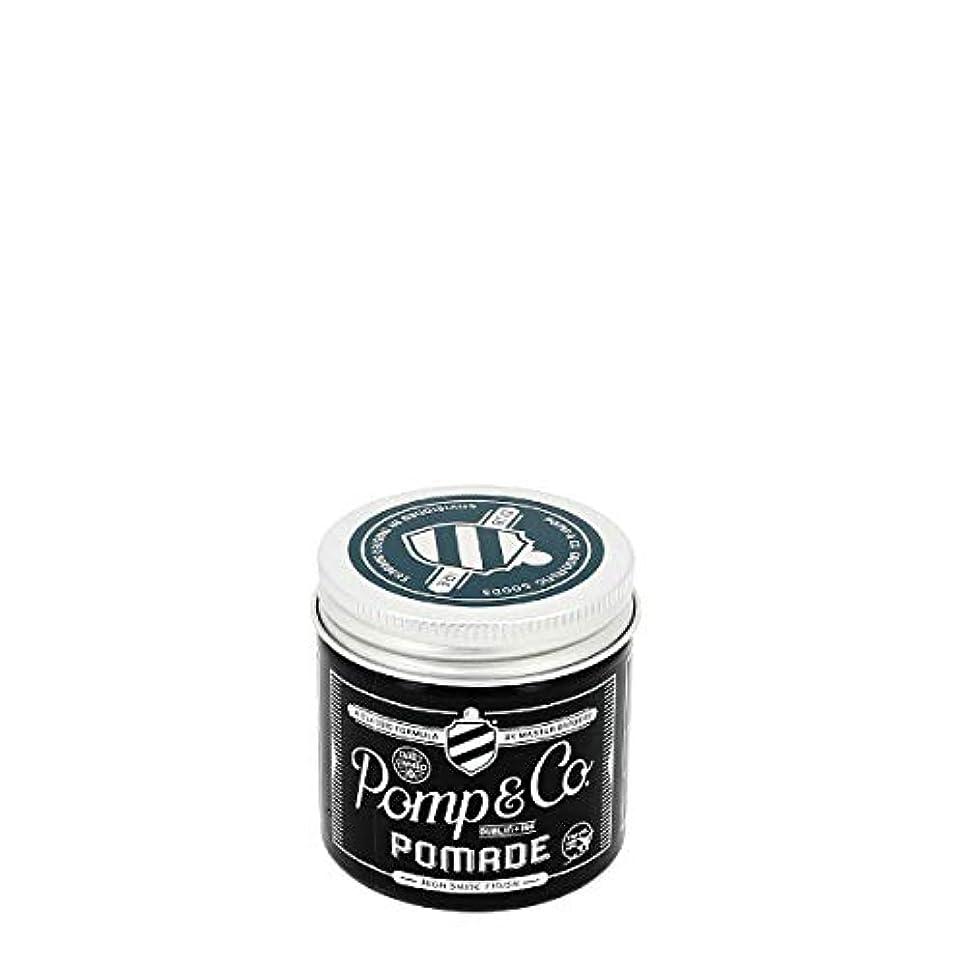 アレルギー性平らにする本会議Pomp & Co ポマード 60ml[海外直送品] [並行輸入品]