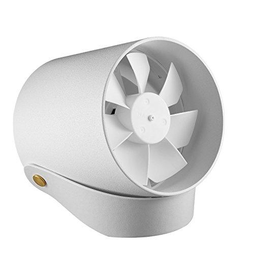 Avolkerタッチ型扇風機 卓上 usb扇風機 風量2...