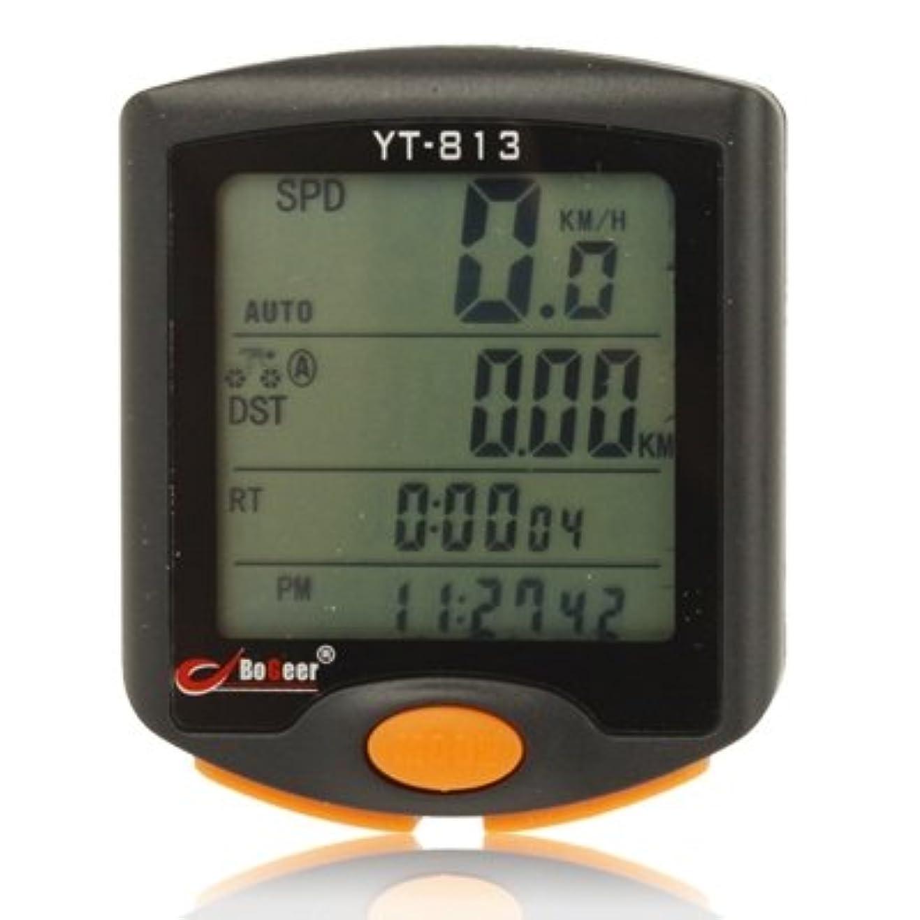 ペニー名誉あるセクションWTYDアウトドアツール LCD電子自転車速度計 自転車の部品