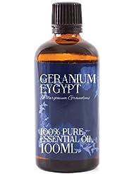 Mystic Moments | Geranium Egypt Essential Oil - 100ml - 100% Pure