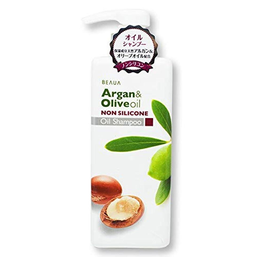 正しくまともな忌避剤ビューア アルガン&オリーブオイルシャンプー 550ml 2個セット