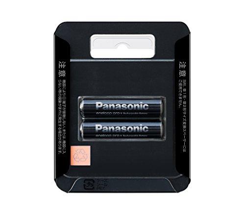 パナソニック eneloop pro 単4形充電池 2本パック ハイエンドモデル BK-4HCC/2