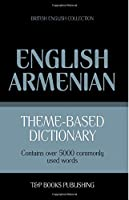 Theme-Based Dictionary British English-Armenian -5000 Words