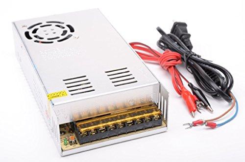 30A 360W(スイッチング電源) AC→DC コンバーター100V→12V 直流安定化電源 変換...