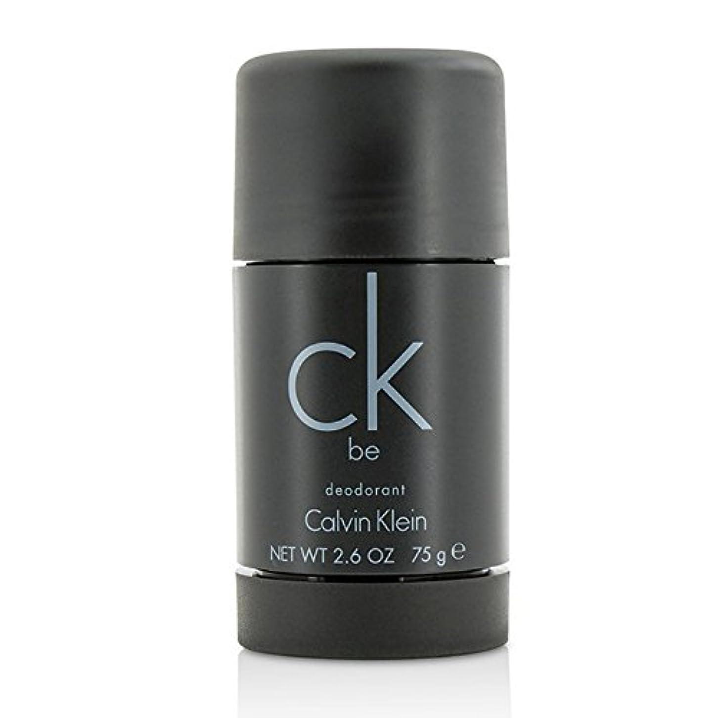 大佐黒くする不十分なカルバンクライン(Calvin Klein) デオドラントスティック 75ml/2.6oz[並行輸入品]