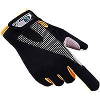 クラシックシンプルなデザインのメンズスポーツ手袋滑り止めスポーツ手袋 - A3