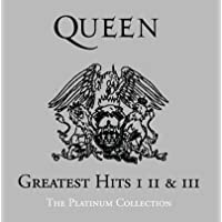 Queen - Platinum Collection (Greatest Hits I,II & III) (3CD)