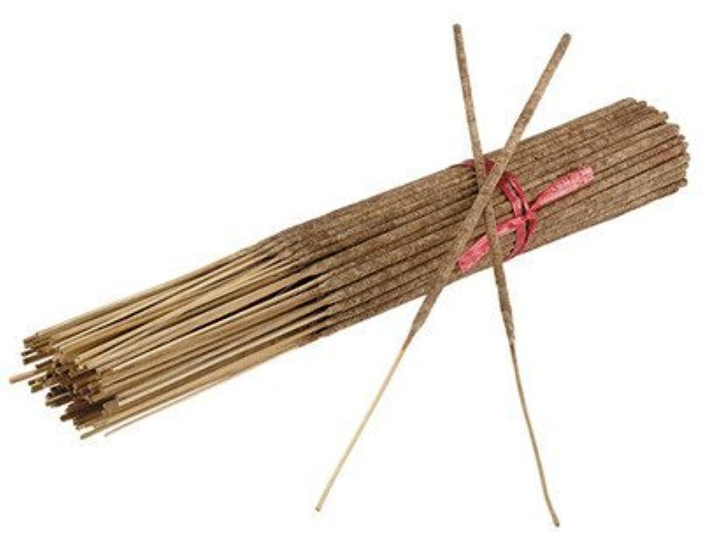 研磨剤謝罪する教会Patchouli Incense - (100 Gram Pack)