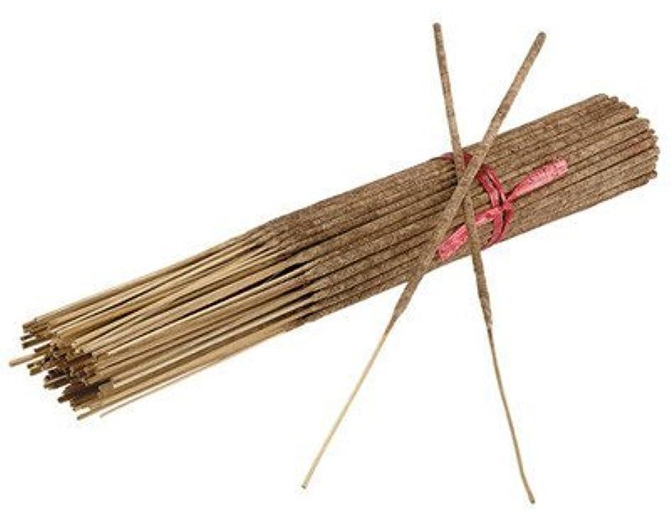わざわざヒゲ負Patchouli Incense - (100 Gram Pack)