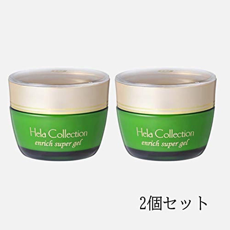 コンプリート議題シャトル【大高酵素】エンリッチスーパージェル ジェル状美容液 2個セット