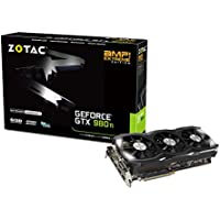 ZOTAC GTX 980 Ti AMP Extreme グラフィックスボード VD5749 ZTGTX98TI-6GD5EXT01