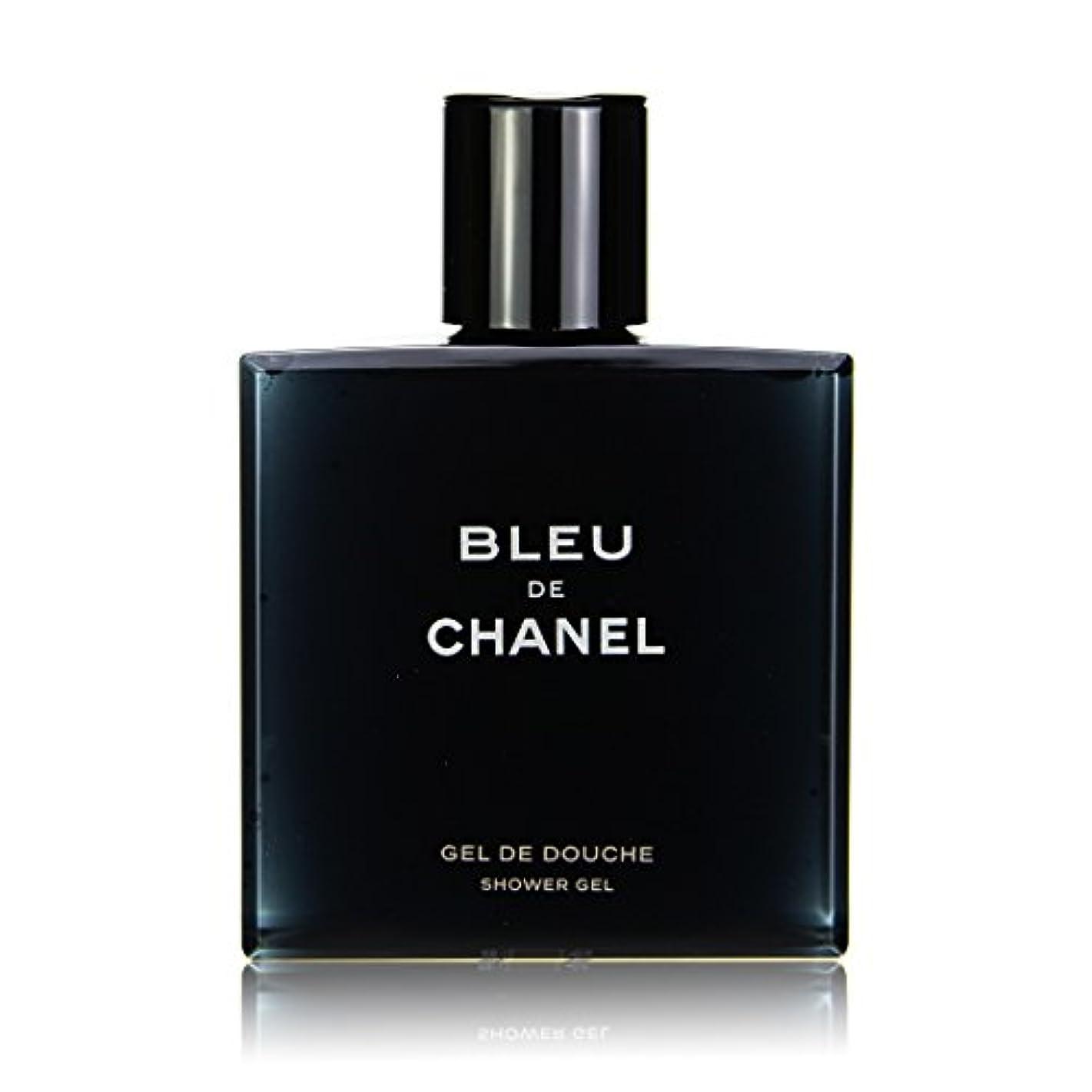 ウールなぜ完璧なシャネル CHANEL ブルー ドゥ シャネル ボディウォッシュ 〔シャワージェル〕 200ml fs 【並行輸入品】