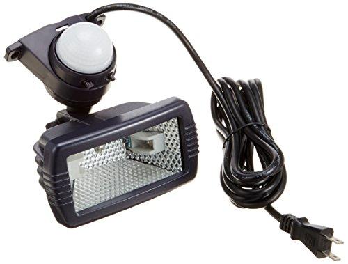 オーム電機 ハロゲンセンサーライト 150Wx1灯 ES150