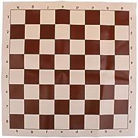 Baosity 国際チェス PVCレザー チェスボード 旅行ゲーム