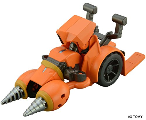 Transformers Takara Adventure TAV05 Fixit NEW SEALED