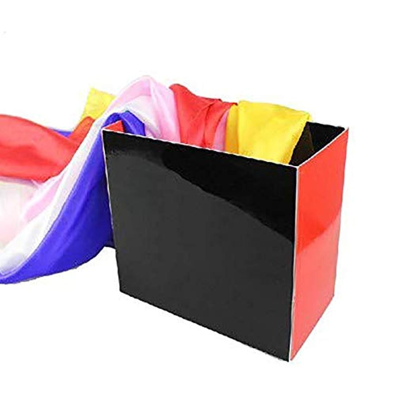 箱からスカーフが出る 不思議な箱 道具マジックグッズ ロマンティックマジック