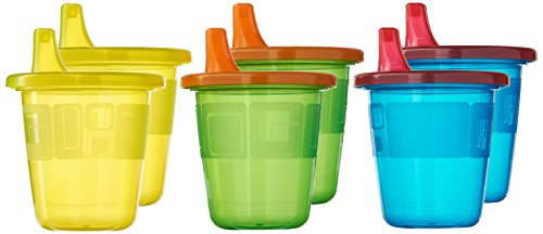 The First Years Take & Toss - Spill Proof Cups (6pcs)