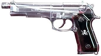 Fullcock Realfoam Water Gun ブラックラグーン レヴィの愛銃 SWORD CUTLASS スケルトンシルバー 全長約257mm ABS製 ウォーターガン