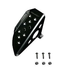 MONSTER SPORT スポーツフットレスト[ブラック] ジムニー(JB23W/MT車)用 842580-5200M