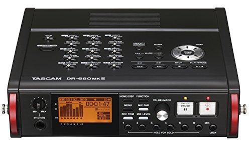 TASCAM DR680MKII ポータブルマルチチャンネルレコーダー  タスカム