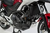 SW-MOTECH: クラッシュバー Black Honda NC700 S/X (11-), NC750 S/X (14-) [並行輸入品]