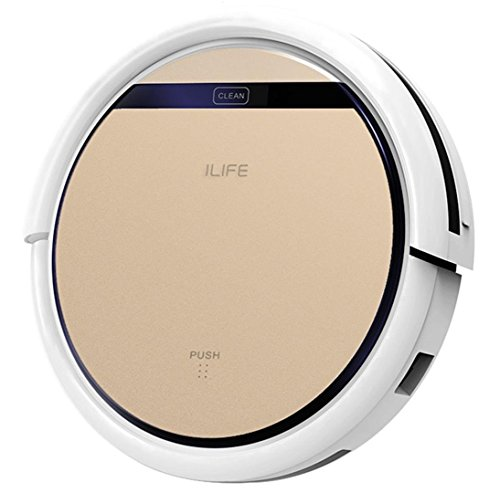 RoomClip商品情報 - ILIFE V5s Pro ロボット掃除機 水拭き 乾拭き両対応 床拭き 静音&強力清掃