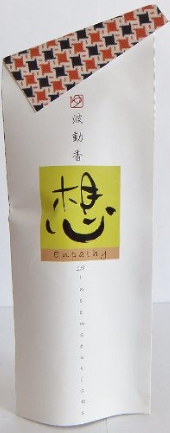 ミニチュア盆地推進力悠々庵 波動香 想