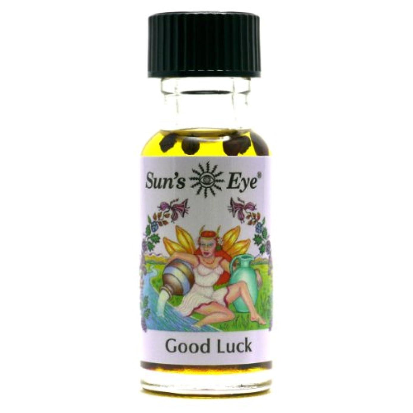 はちみつ救いデッドロック【Sun'sEye サンズアイ】Mystic Blends(ミスティックブレンドオイル)Good Luck(グッドラック 幸運)