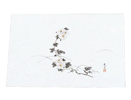 四季紙 萬寿(100枚入)菊 M33-119