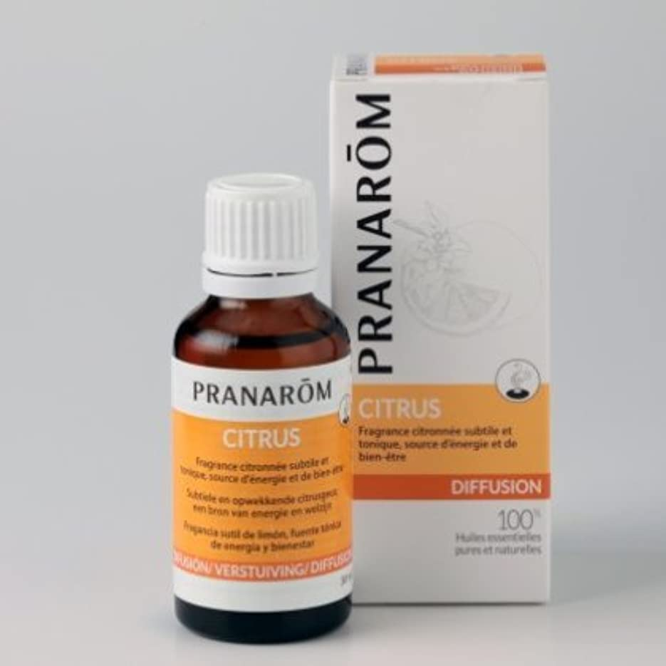 本質的に良心的見つけるプラナロムルームコロン 柑橘畑のゆりかご【シトラス】