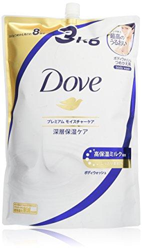 Dove ダヴ ボディウォッシュ プレミアム モイスチャーケア つめかえ用 3kg