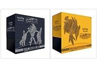 Pokemon Trading Card Game Sun & Moon BurningシャドウEliteトレーナーボックス、上昇Guardians Eliteトレーナーボックスバンドル、1の各