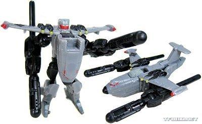 Transformers Mini-Con Class Decepticon Cargo Plane Airlift (2012)