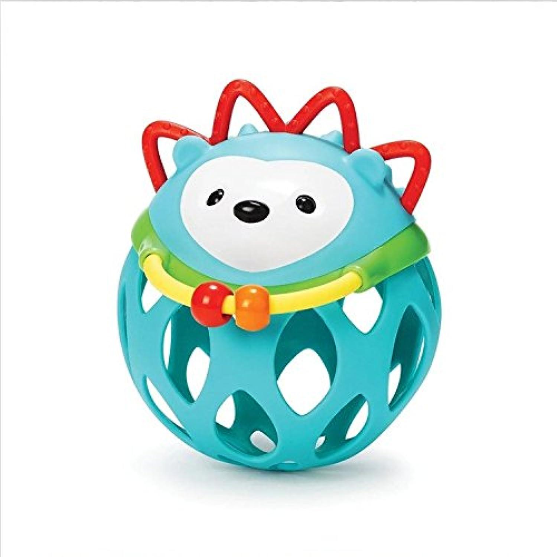 ychoice Lovely赤ちゃんおもちゃギフト子供教育Hedgehog手カラフルSensory Ball Kids Funnnyボールおもちゃギフト