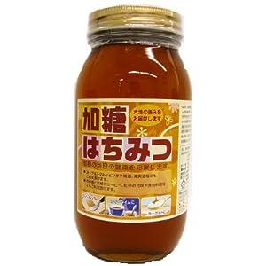 梅屋ハネー 加糖はちみつ (瓶) 1000g