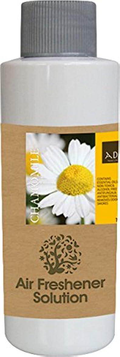 不安定自慢標準エアーフレッシュナー 芳香剤 アロマ ソリューション カモミール 120ml