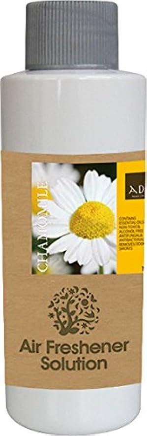 完璧な泥だらけペデスタルエアーフレッシュナー 芳香剤 アロマ ソリューション カモミール 120ml