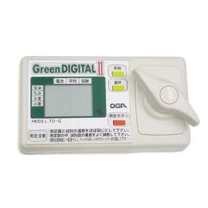 米麦水分測定器 水分計 グリーンデジタル2  TD-G 【オガ電子】