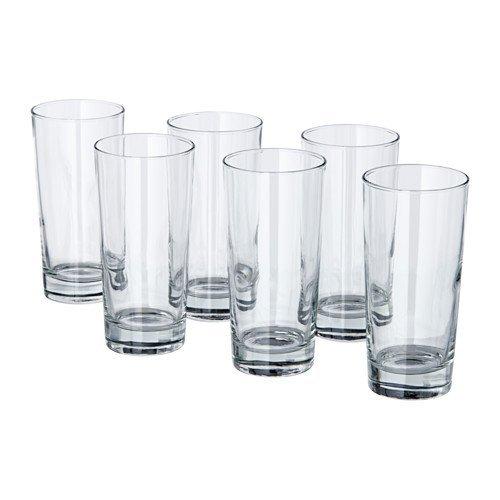 IKEA Beerグラス 6個セット