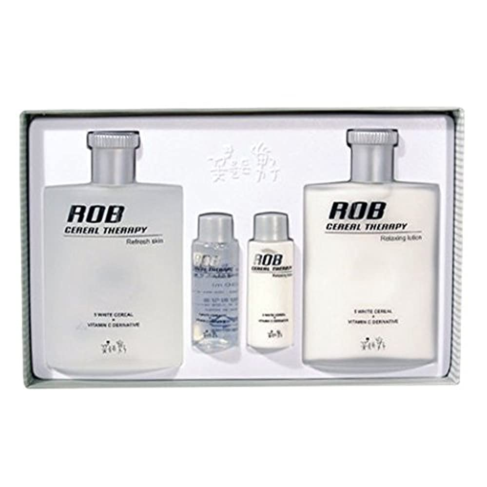 彼自身ホイストパイプロブ?シリアルセラピースキン(160+30ml)ローション(160+30ml)、男性用化粧品、ROB Cereal Therapy Skin(160+30ml) Lotion(160+30ml) Men's Cosmetics...
