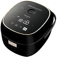 パナソニック 3.5合 炊飯器 IH式 ブラック SR-KT067-K