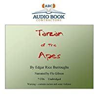 Tarzan of the Apes (Classic Books on Cd Collection)
