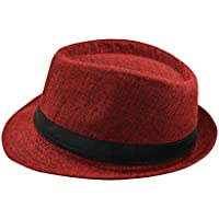 BAITER ハット 2016 春夏 NEW 通気性 紫外線対策 ハット メンズ 帽子 中折れ キャップ シルクハット 紳士帽 全7色 フリー