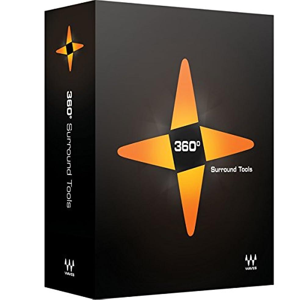 レジラグ高音WAVES プラグインソフト 360 Surround Tools バンドル (ウェーブス) 国内正規品