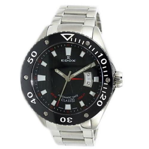 [エドックス] EDOX 腕時計 自動巻き クラスワン 300m防水 800793NIN メンズ [並行輸入品]