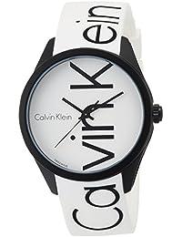 [カルバンクライン]CALVIN KLEIN 腕時計 Color(カラー) アルミニウム ETA社クオーツ K5E51TK2 【正規輸入品】