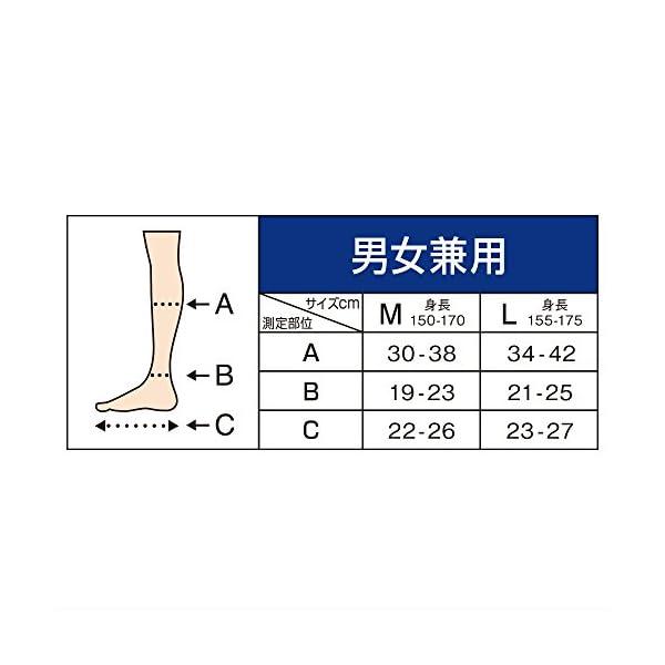 メディキュット 機能性靴下 男女兼用 着圧 加...の紹介画像6