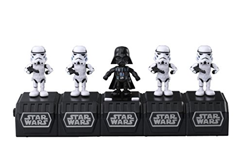 STAR WARS SPACE OPERA DARTH VADER STORMTROOPER Electric March TAKARA TOMY New