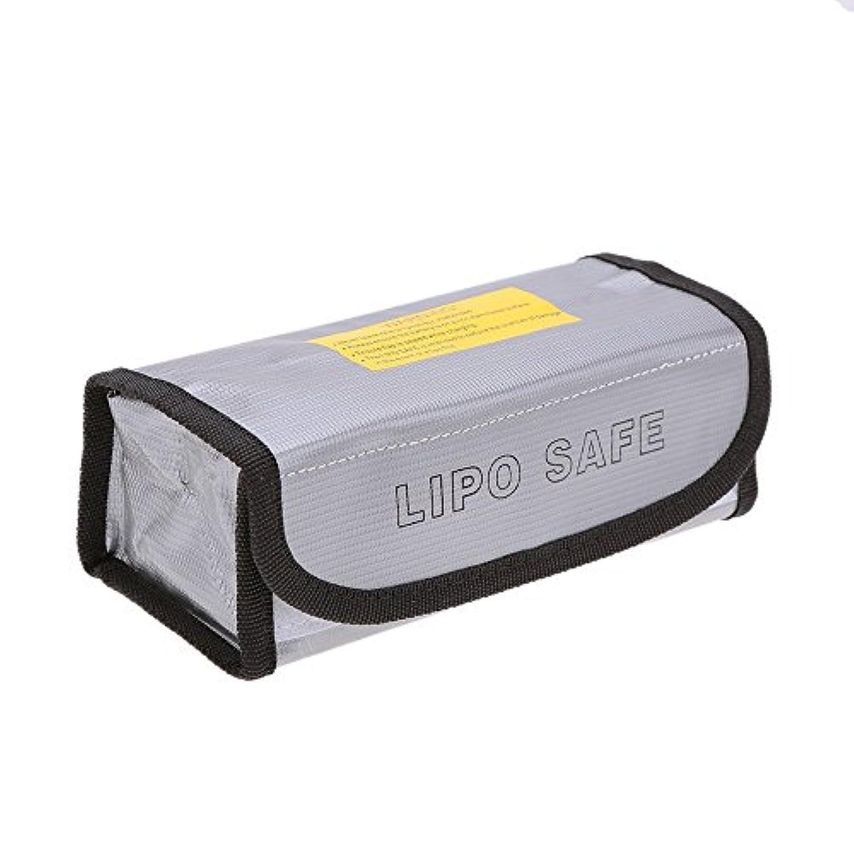 LPZ リポバッテリー セーフティーバッグ LIPO GUARD リポバッテリー 袋 安全防災 185*75*60mm